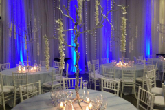 Silver-Tree-Centerpieces-with-Orchids-and-Crystals